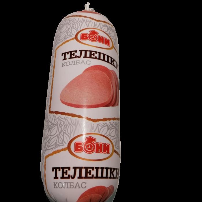 ТЕЛЕШКИ КОЛБАС 0,300 ГР