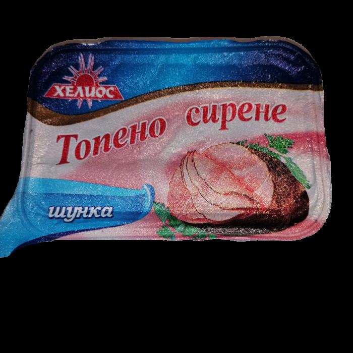 ТОПЕНО СИРЕНЕ ШУНКА ,КУТИЯ 170 ГР