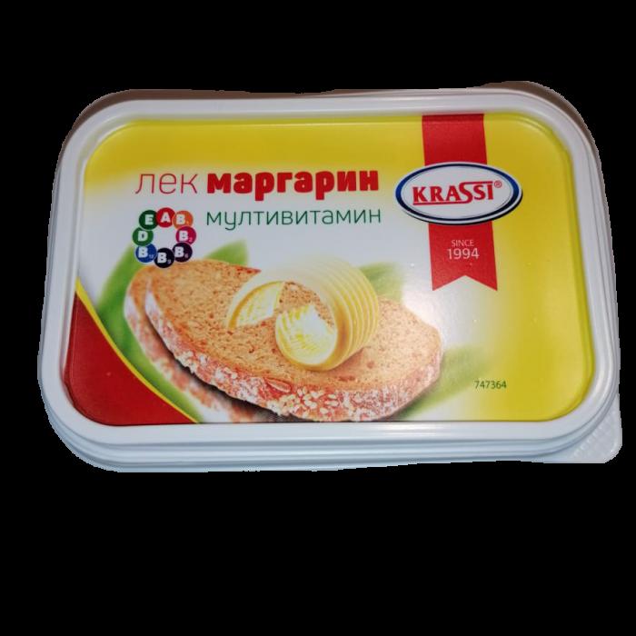 ЛЕК МАРГАРИН КРАСИ ,МУЛТИВИТАМИН,250 ГР