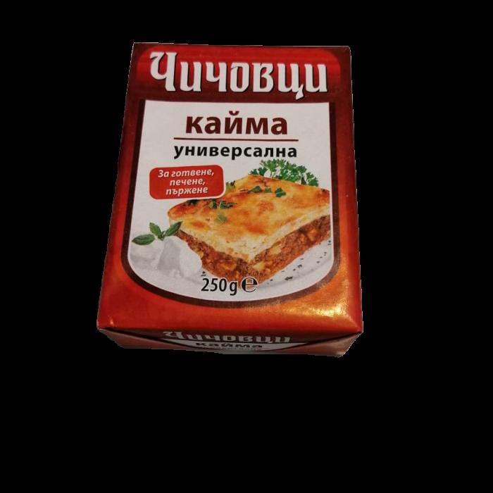 ЧИЧОВЦИ КАЙМА УНИВЕРСАЛНА ,250 ГР ЗАМРАЗЕНА