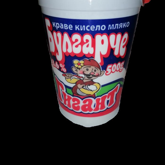 БУЛГАРЧЕ ГИГАНТ 3% 500 ГР