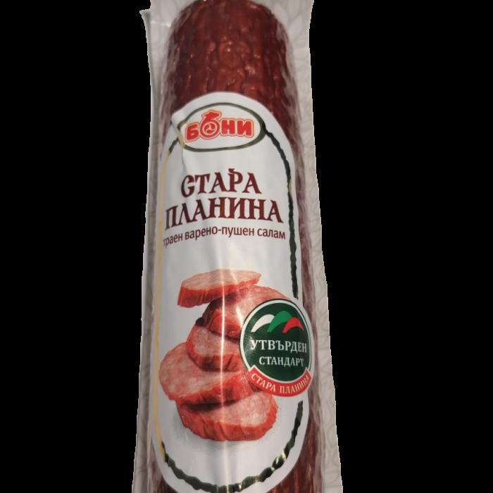 КОЛБАС СТАРА ПЛАНИНА,300 ГР