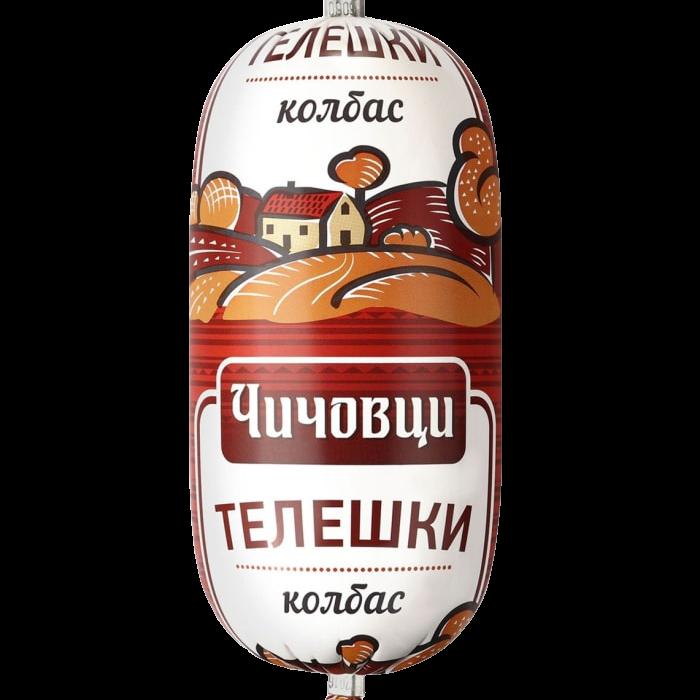 Телешки колбас 400 г