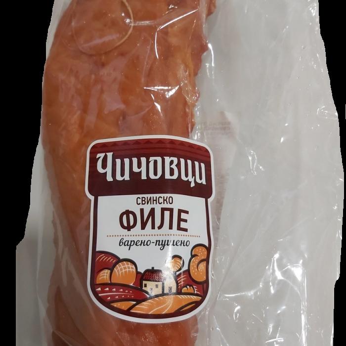 ПУШЕНО СВИКНСКО ФИЛЕ-ЦЯЛО ПАРЧЕ